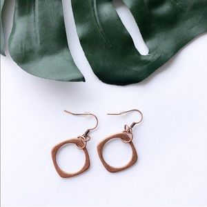 Premier Design // Copper Earrings